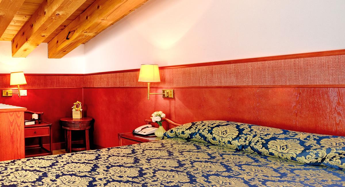 Zimmer Hotel Garni San Carlo