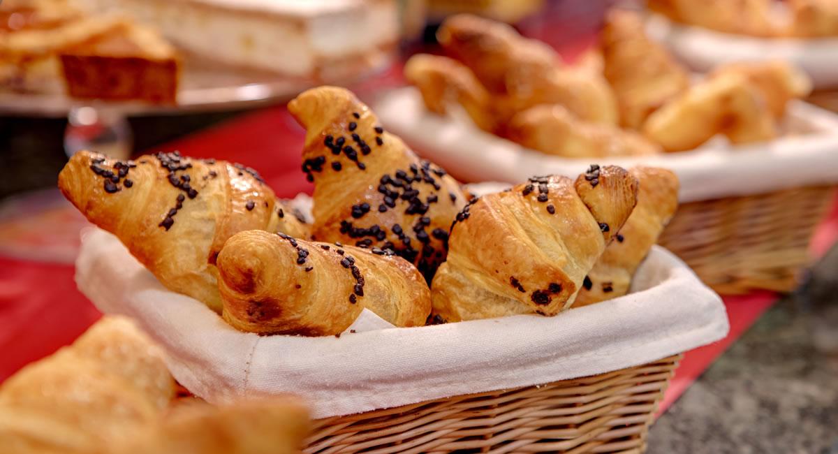 Frühstück Hotel Garni San Carlo