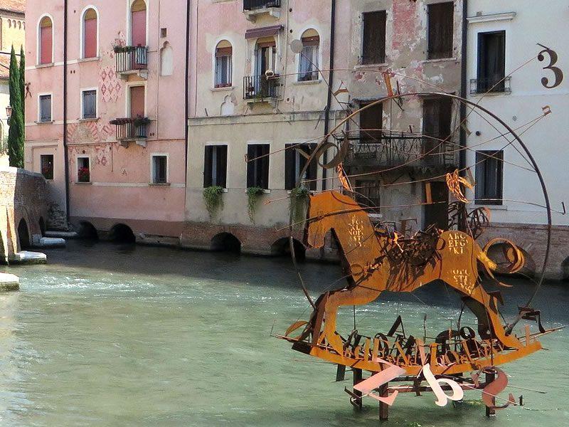Treviso (40 km) Hotel Garni San Carlo